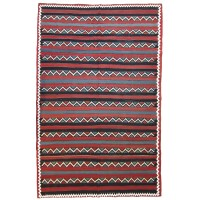 Antique Caucasian Kilim Rug, 1995