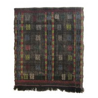 Anatolian Semi Old Kilim Rug, 2074 SALE