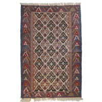 Turkish Kilim Rug, 2088