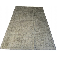 Overdyed Vintage Rug, 2266